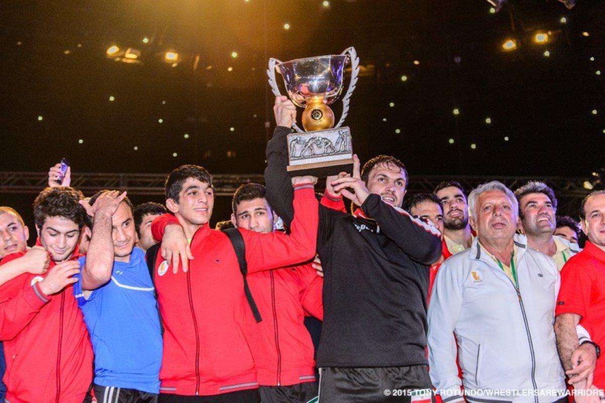 iran wins world cup